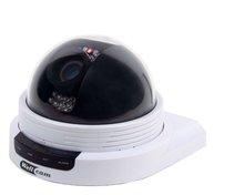 Network Surveillance CCD Sensor IP Dome Camera