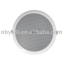 """mini 6.5"""" round ceiling speaker"""