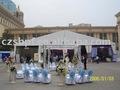 Inflable cúpula popular de eventos tienda ( 21x30m )