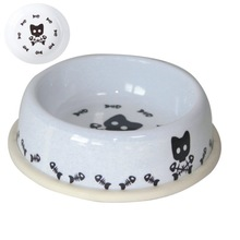 Wholesale high quality low price portable pet melamine bowl(YE72540)
