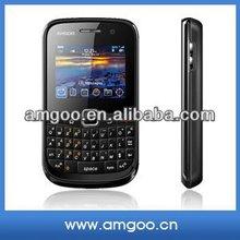Dual sim qwerty quad band mobile phone AM960