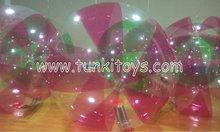 colorful aqua walker ball