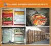 Dimethomorph 90g/kg + Mancozeb 600g/kg WP - fungicide mix Formulation