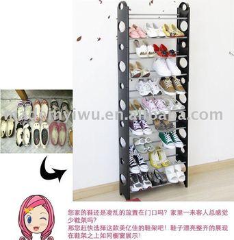 folding outdoor shoe rack designs wood, WSR030
