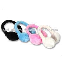 Soft Polyester Plush Ear Warmer 11H3109