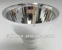 Aluminum lighting accessories reflector 5039