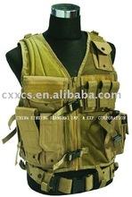 military combat vest