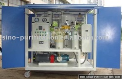 Two-Stage Transformer Oil Filtration and purification machine