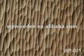 décoration murale en bois sculpté panneaux usine chinoise