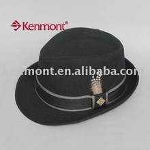 Jazz hat, mens panama hat, Fedora hat