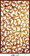 decorative interior wall Carved board