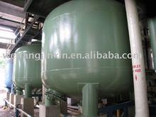 High Efficiency polypropylene fibre tow spin bath filter for chemical fibre industral