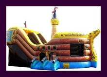 King inflatable pirate ship for sale