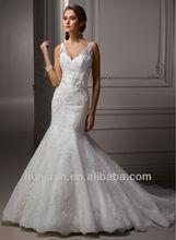 2014 Latest Mermaid Style Designer Wedding Dresses