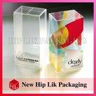 2013 clear plastic folding box
