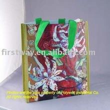 Reusable PP woven gift bag