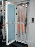 Villa elevator folding door