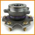 cubo de rueda trasera con el montaje del cojinete para mitsubishi pajero v73 6g72 v75 6g74 v77 6g75 v78 4m41 mr418068