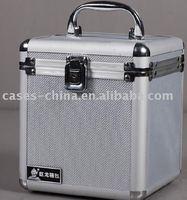 Aluminum professional CD case