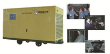 Anti blasting Portable Screw Air Compressor for Under-coalwell Using