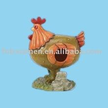 Decorative Resin Animal House Bird Cage