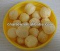 Bola de queijo / cachos de milho lanches máquina de processamento / linha de produção