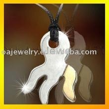2012 quality novelty steel pendant jewelry