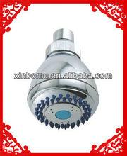 ABS water saving XBM-2072C top shower head waterfall showers