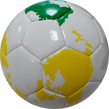 Size1/2/3 PVC promotional soccer ball, mini soccer ball/foot ball perfect logo printed,