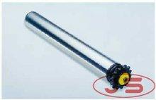 Acier dur rouleaux avec plastique pignon, Jskr-381210s pignon rouleau