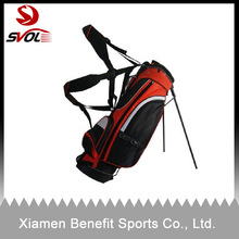 Fashion branded golf stand bag