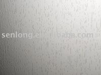 Short line crystal embossed press plate mould