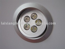2012 laixiang Low price 5*1W decorate ceiling net lights (CE and RoHS)