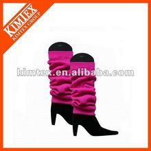 Wholesale women open knit lace leg warmers