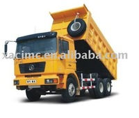 Chinese Shacman 6x4 tipper truck 380hp Euro2