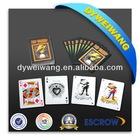 100% plastic cards poker