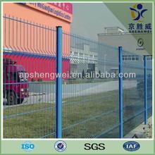 v-weldmesh security fence