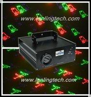 250mW RGB Animation Twinkling Laser Light (LV810RGB)