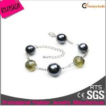 2015 Modern Fashion Design For Ladies Beads Ankle Bracelet