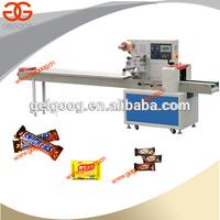 Best selling Chocolate Bar Packing Machine Price