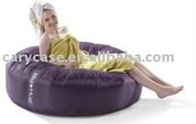 Plum BeanBag Sofa