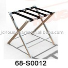metal hotel luggage rack