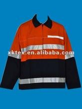 Multi - funcional retardador de chama de proteção camisa