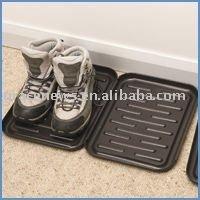Detachable boot tray