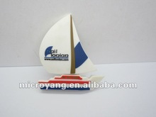 Sailing boat 4GB Cartoon USB Flash Memory Stick Drive Pen 4G