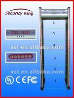 new walk through seucrity metal detector AP2