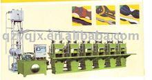 rubber sole foaming machine