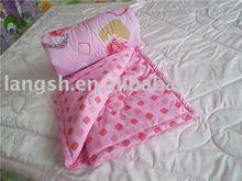 LAN'S Fashion Prink Summer Stitching Home/Hotel Quilt