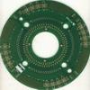 multilayer round pcb board.multilayer pcb designer.microcontroller pcb board