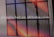P16 LED mesh panel for outdoor/ led display china